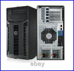 Dell PowerEdge T410 64 GB RAM Dual 6 Core Xeon 2.93Ghz, PERC H700