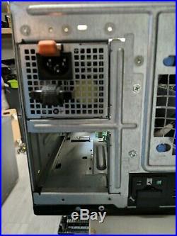 Dell PowerEdge T410 x5650 16gb ram 6lff bay perc6i 4 caddy tower server