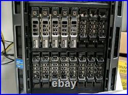 Dell PowerEdge T420 Dual E5-2430L 48GB RAM H710 2.25TB 16 bay 2psu tower