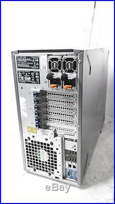 Dell PowerEdge T420 Tower Server -Intel E5-2407 2.2GHz 4GB DDR3 8x3.5 2xPSU
