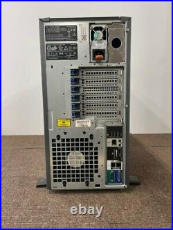 Dell PowerEdge T430 1x E5-2623v3 4core 3.00GHz 32GB 2x 300GB 15K SAS 12G H730