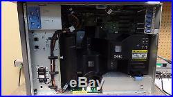 Dell PowerEdge T610 2x 4-Core XEON E5630 2.53Ghz 48GB DDR3 4x 300GB 15K RPM H700