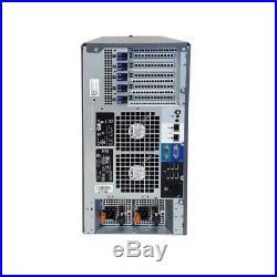Dell PowerEdge T610 I Tower 5U SFF 2x E5520 2.26GHz 4-Core 8GB PERC 6i 2x PSU