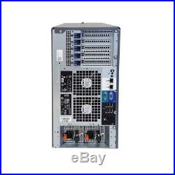 Dell PowerEdge T610 II SFF 6-Core 2.66GHz X5650 24GB No 2.5 HDD PERC 6i iDRAC6