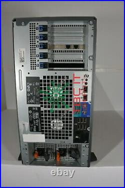 Dell PowerEdge T610 Server 2x6-Core X5670 2.93GHz 128GB RAM 8X3TB H700 TOWER