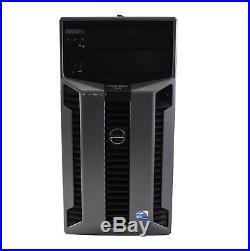 Dell PowerEdge T610 Server, Dual Xeon-X5680 (12C 24T), 48GB DDR3-R, 8x 1TB SAS