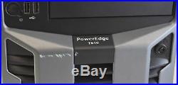 Dell PowerEdge T610 Server, Dual Xeon-X5680 (12C 24T), 48GB PC3-8500R 8x1TB SAS