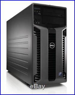 Dell PowerEdge T610 Tower Server CTO 2x CPU Socket 8x 3.5 HDD Bay 6/iR Dual PSU