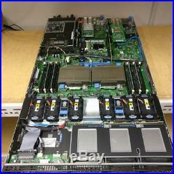 Dell PowerEdge T610 Xeon E6510 @ 2.53GHz 12.00GB RAM 2 x DELL 146GB 15K SAS