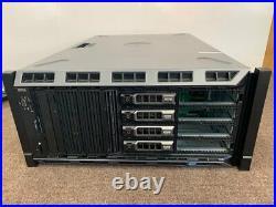 Dell PowerEdge T620 1x E5-2643 4core 3.30GHz 32GB 4x 300GB 15K HDD H310
