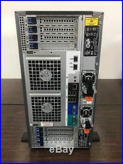 Dell PowerEdge T620 1x E5-2660 8Core 2.20GHz 32GB 6x 300GB 15K SFF HDD H710P