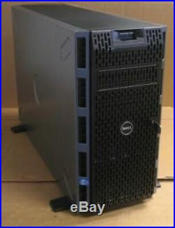 Dell PowerEdge T620 2x 8-core E5-2670 2.6GHz 192GB ram 8 x 3.5 HDD Tower Server