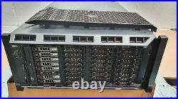 Dell PowerEdge T620 2x Xeon E5-2643 3.3Ghz QC 128GB DDR3 RAM 5x 200GB SSD RAID