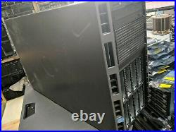 Dell PowerEdge T620 Chassis 83.5 Bays LFF 2 x Fans NO MOTHERBOARD READ