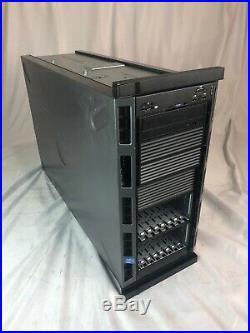 Dell PowerEdge T620 Rackmount Bare Bones Server CTO 16x 2.5 Backplane Rack