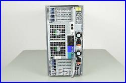 Dell PowerEdge T630 2x 2.1GHz E5-2620 v4 8-Core 128GB 2x 200GB SSD Tower Server
