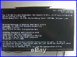 Dell PowerEdge T710, 2x Xeon X5670 2.93GHz 6-Core, 16GB RAM, Rack Mountable