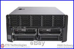 Dell PowerEdge VRTX Rackmount, 1x PERC8, 2 x M620P Blades