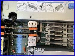 Dell PowerEdge VRTX Shared Infrastructure Platform storage blade servers
