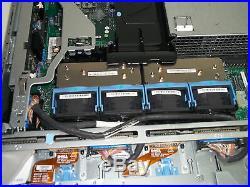 Dell Poweredge 2850 Server 2x3.4GHz Xeon 64-bit CPUs 4GB RAM SCSI USB Rackmount