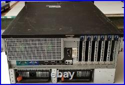 Dell Poweredge 2900 server 2x 4-Core 2.33GHz 48GB RAM, 4x 75GB 15K, Win 2003 COA
