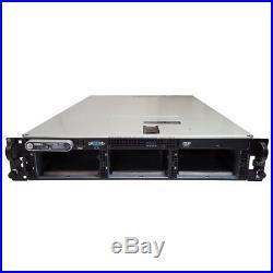 Dell Poweredge 2950 III LFF 8-Core 5420 2.50GHz 16GB RAM PERC 6/i 2x PSU