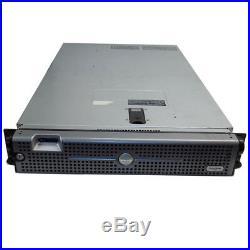 Dell Poweredge 2950 Server 2x Intel Xeon 5148 2.33Ghz 8GB 6x 146GB HDD 2U