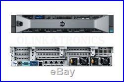 Dell Poweredge Dsms/r730 8 Bay Sff 2.5 Server E5-2603 V3 32gb H330 Idrac8 Ent