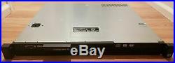 Dell Poweredge R210 II 1U Server XEON E3-1280 @ 3.50GHz, 16GB DDR3 RAM, NO HDD