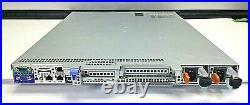 Dell Poweredge R330 E34s Server Intel Xeon E3-1225v5 3.30ghz 16gb Ram No Hdd