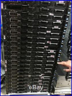 Dell Poweredge R410 1ru 12 Core Server 2x E5645 Hex Core Cpu 32gb Ram 600gb Hdd