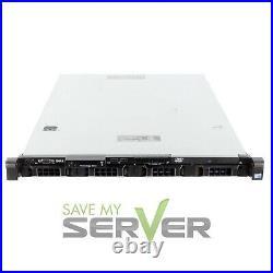 Dell Poweredge R410 2 X QUAD CORE 2.40GHZ E5620 32GB RAM 3x 500GB SATA