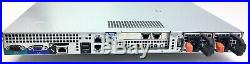 Dell Poweredge R410 Server 24gb Ddr3 Memory 2.4 Quad Core Cpu 1.2tb Hdd E1566