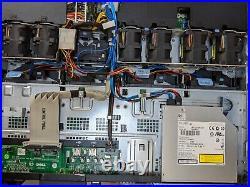 Dell Poweredge R410 Server 2X Xeon E5520 2.27GHZ 16GB DDR3 4X136GB HDD VAT