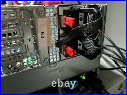 Dell Poweredge R510 Six-Core e5649 12 lff 2sff bay server 16gb ram 4 caddy h700i