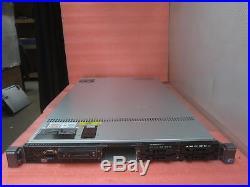 Dell Poweredge R610, 2x Xeon E5520 2.27GHz (8-Core Total), 6GB, 2x PSU, No HDD