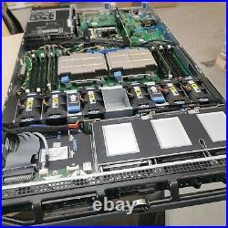 Dell Poweredge R610 600gb Hd 8gb Ram Perc6i 2 X E5620
