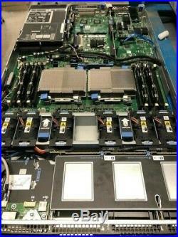 Dell Poweredge R610, Dell R610 Server 2x Xeon E5540 2.53ghz 16gb NO HDD