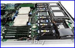 Dell Poweredge R610 Server 12 Cores 3.06GHz X5675 24GB RAM 2x150GB 10K SAS 2xPSU