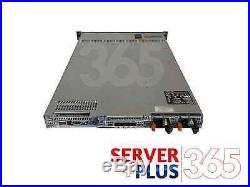 Dell Poweredge R610 Server 2x 2.93GHz Quad-Core 192GB 2x Trays 2x power