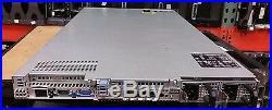 Dell Poweredge R610 server 2x QC 2.4GHz E5620, 2x 146GB SAS 15K, 24GB RAM 2xPSU