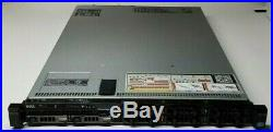 Dell Poweredge R620 server 2x 6Core 2GHz E5-2620,2x 300GB SAS 10K, 32GB RAM, H710p