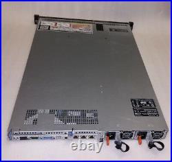Dell Poweredge R620 server 2x 8-Core 2.6GHz E5-2650v2,32GB RAM, H310 Mini, 2x PSU