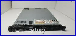 Dell Poweredge R620 server 2x 8-Core 2.6GHz E5-2650v2,3x 600GB SAS 10K, 64GB RAM