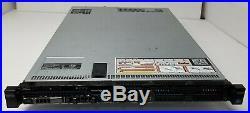 Dell Poweredge R620 server 2x 8-Core 2GHz E5-2650,1.2TB SAS 10K, 32GB RAM