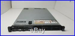 Dell Poweredge R620 server 2x 8-Core 2GHz E5-2650,2x 146GB SAS 15K, 32GB RAM