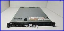 Dell Poweredge R620 server 2x 8-Core 2GHz E5-2650,2x 600GB SAS 10K, 32GB RAM