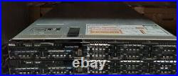 Dell Poweredge R630 Server with Motherboard, 1x 750W PSU, H330, 8x 2.5 Backplane