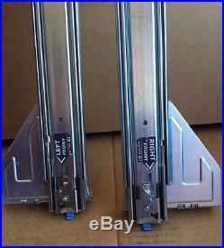 Dell Poweredge R710 Rapid Rails Kit for R710 Server M997J / P242J