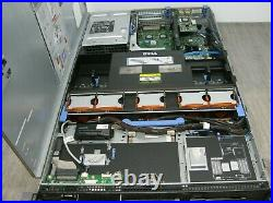 Dell Poweredge R710 Server 2 x Intel Xeon X5570 (4core) 2.93GHz 48GB ram 1.8TB